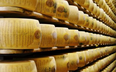 Trump and Parmigiano Reggiano