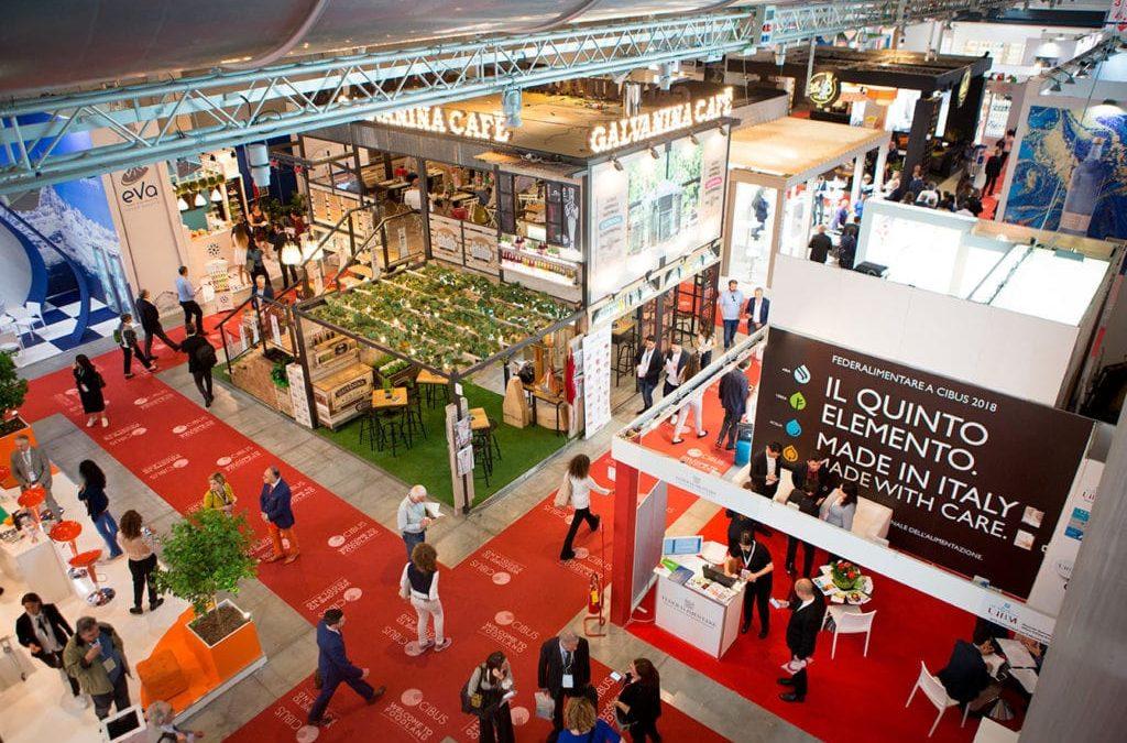 Italian Food Trade Shows – 2021