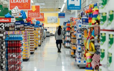 How does recession affect food buying habits?