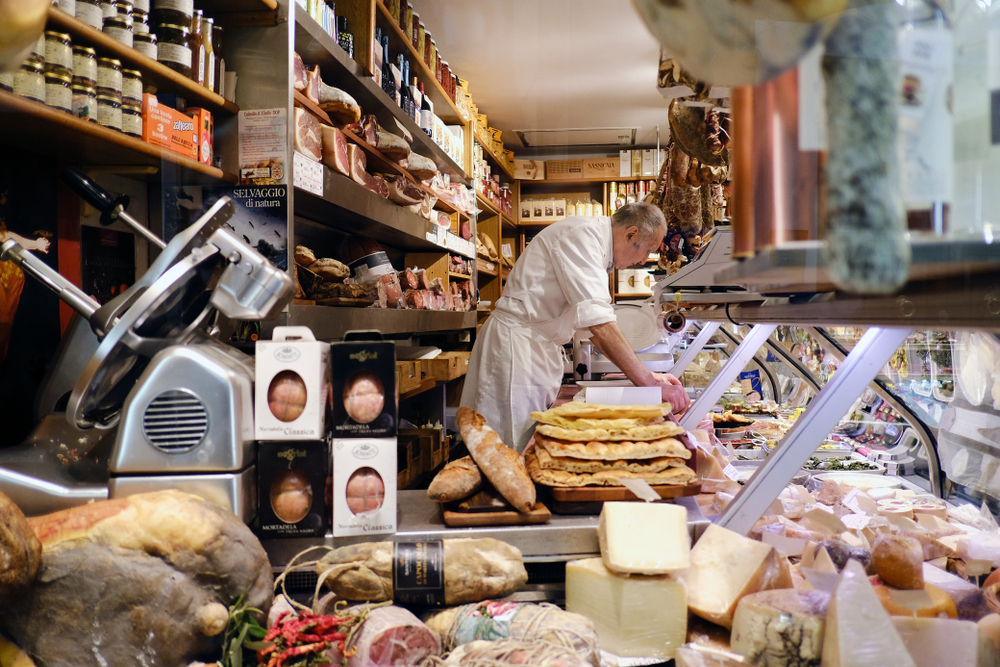 Italy's strangest foods